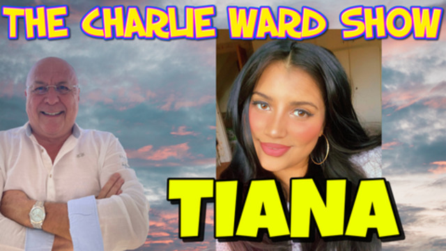 GOING INTO DEEP DELTA WITH TIANA & CHARLIE WARD 14-7-2021