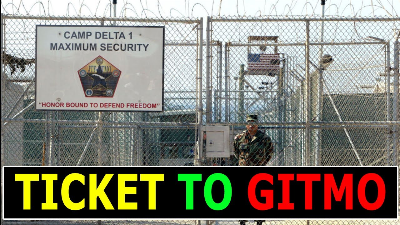 GREAT NEWS FROM PENTAGON MEETING, SOME OF 32 GOVERNORS HAD RECEIVED TICKET TO GITMO 11-7-2021