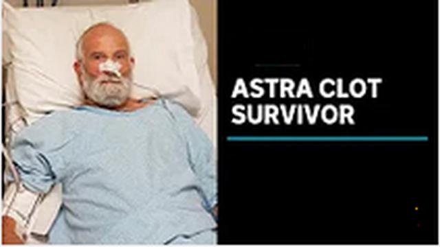 Garry developed blood clots after AstraZeneca COVID-19 vaccine shot 30-6-2021