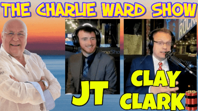 HITTING HARD WITH THE THRIVETIMESHOW CLAY CLARKE & CHARLIE WARD EXCLUSIVE UPDATES, NOT TO BE MISSED! 30-7-2021