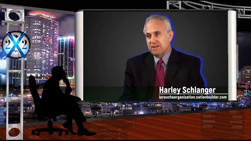 Harley Schlanger- There Is One Weapon That Can Bring Down The Entire Corrupt System, [DS] Panic 17-6-2021