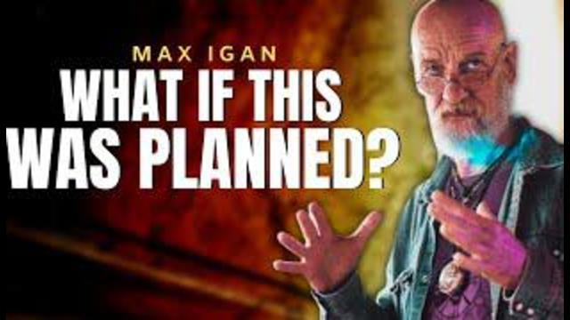 Is This What The Great Awakening is Really About? | Max Igan 2021 20-7-2021
