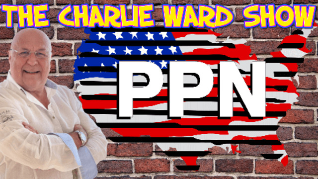 JOIN CHARLIE WARD EXCLUSIVELY ON THE PARTIOT PARTY NEWS CHANNEL WITH CHAS 6-7-2021
