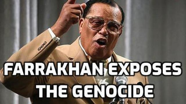 LOUIS FARRAKHAN EXPOSES THE GENOCIDES ANTHONY FAUCI & BILL GATES & VACCINES 24-7-2021