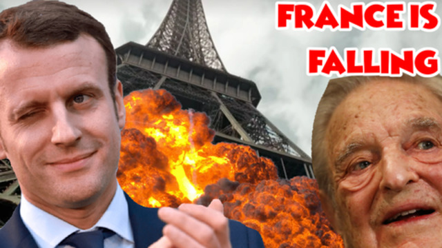 Macron Moves to Steal France With No Jab No Vote Policy 23-7-2021