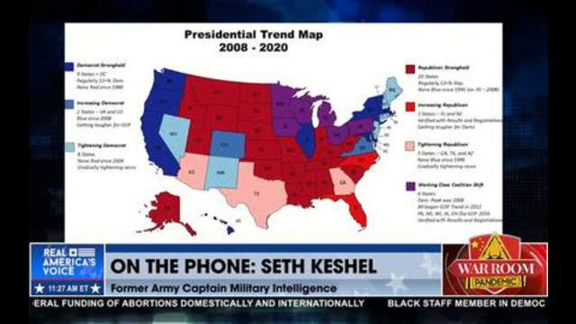 Military Intelligence Proves Stolen Election In Multiple States 19-7-2021