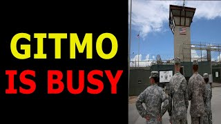 PENTAGON ARRESTS, GITMO BUSY, WHAT HAPPENED WITH 32 GOVERNORS ? 8-7-2021