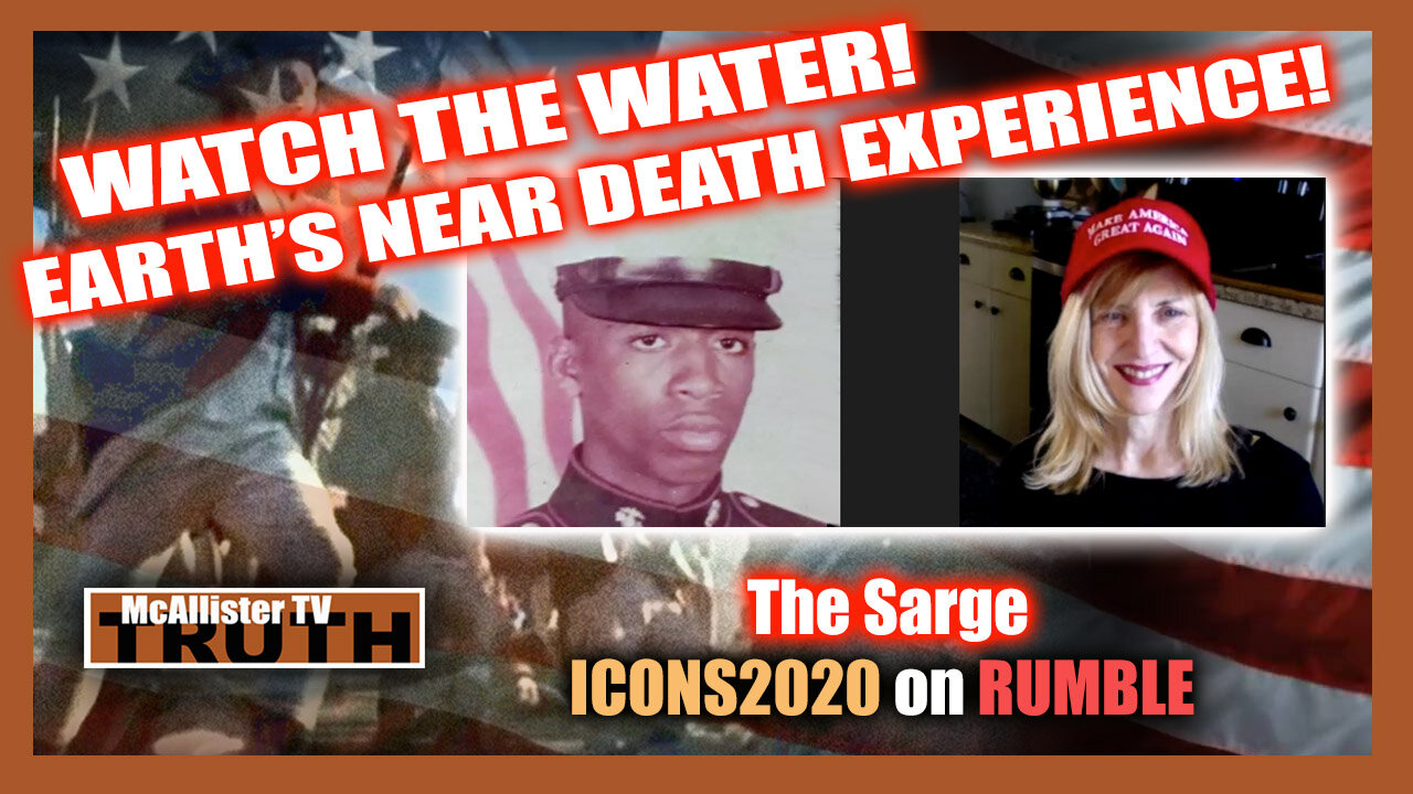 SARGE From ICONS! EARTH'S NEAR DEATH EXPERIENCE! MILITARY UPDATES! 30-7-2021
