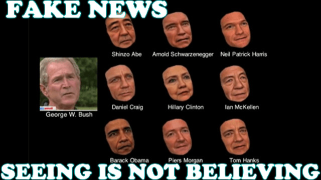SEEING IS NOT BELIEVING! SPOT THE FAKE OBAMA 13-7-2021