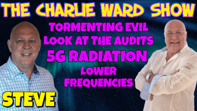 STEVE LEPKOWSKI & CHARLIE WARD CHAT ABOUT THE WORRYING EFFECTS OF 5G EMF RADIATION & THE LATEST NEWS 24-7-2021