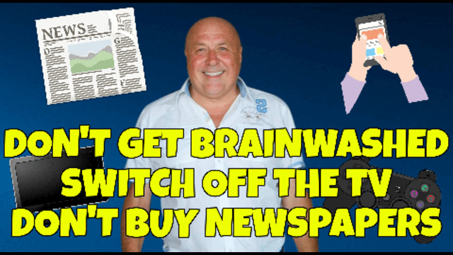 SWITCH THE TV OFF & DONT PICK UP THAT NEWSPAPER! FAMILY IS EVERYTHING DONT GET BRAINWASHED! 30-6-2021