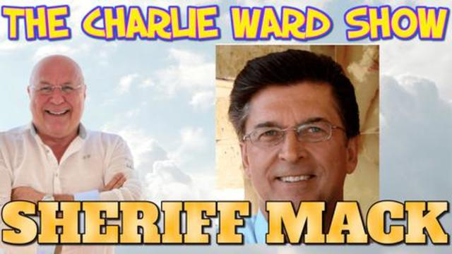 Sheriff's to the Rescue – Charlie get's an update from Sheriff Richard Mack founder of the CSPOA… 16-7-2021