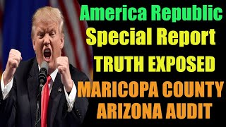 Special America Republic Report as of July 29, 2021
