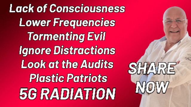 Steve Lepkowski & Charlie Ward chat about the worrying effects of 5G EMF Radiation & the latest news 4-7-2021