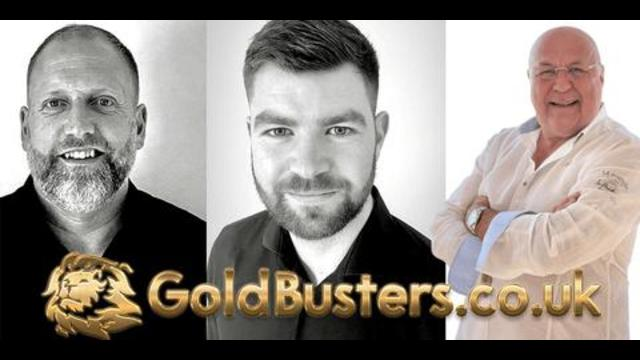 THE STARK REALITY OF PENSIONS & RETIREMENT ACT NOW! With James & Adam from GoldBusters 17-7-2021