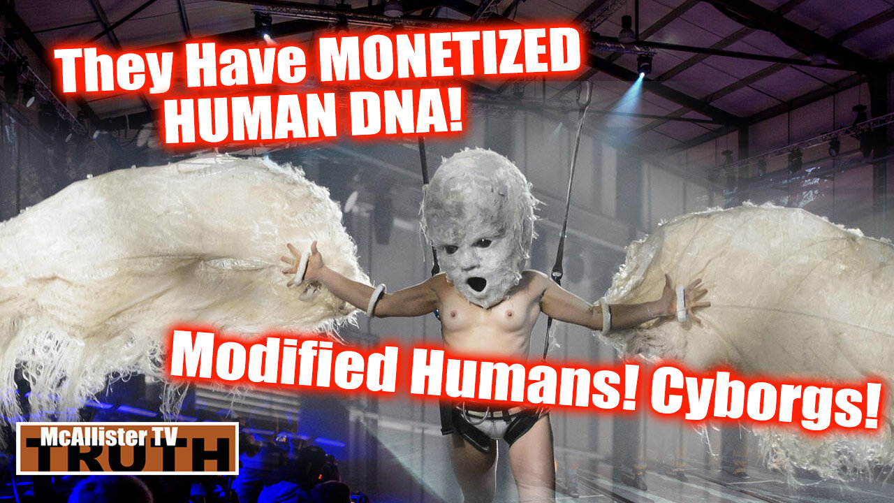 THEY USE HUMANS AS CURRENCY! CYBORGS! FLOATING COFFINS! 22-7-2021