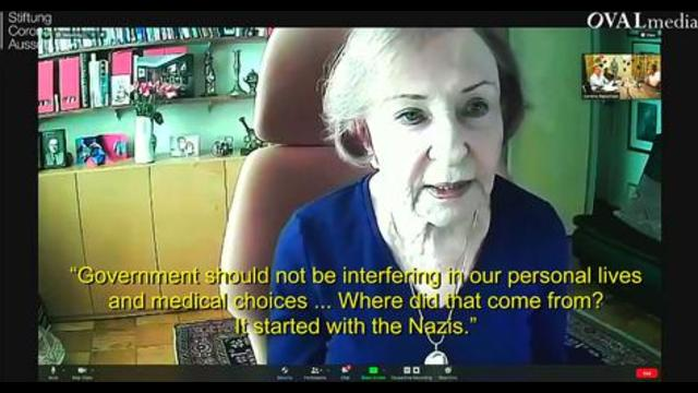 The Roots of Evil: Dr. Reiner Füllmich & Vera Sharav on Klaus Schwab and the Nazis T4 [Full Version] 17-7-2021
