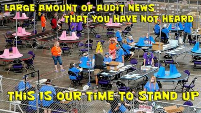 There Are Way More Audits Happening Than We Hear About 11-7-2021