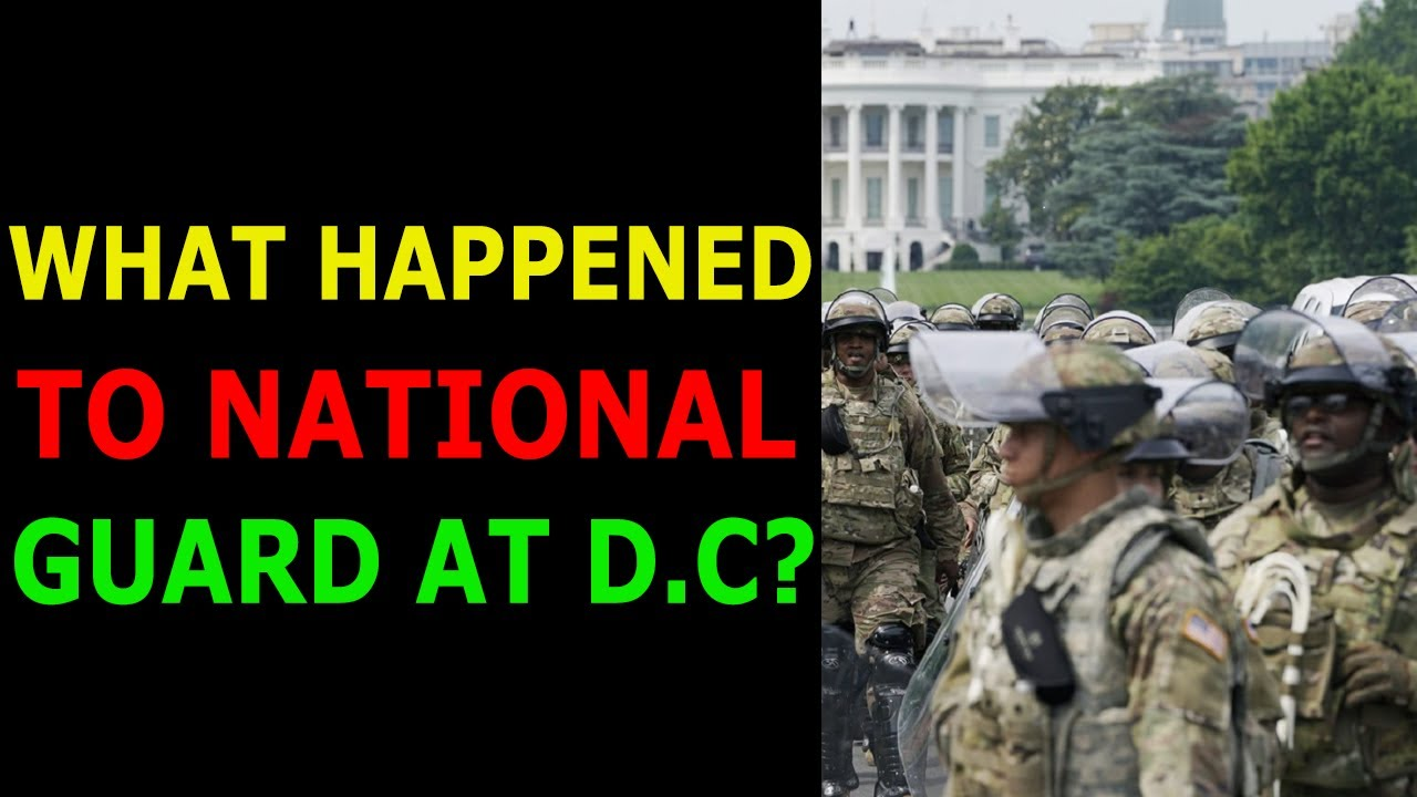 WHAT HAPPENED TO DC?? IS THAT PELOSI'S NEW HOSTAGE!! 10-7-2021