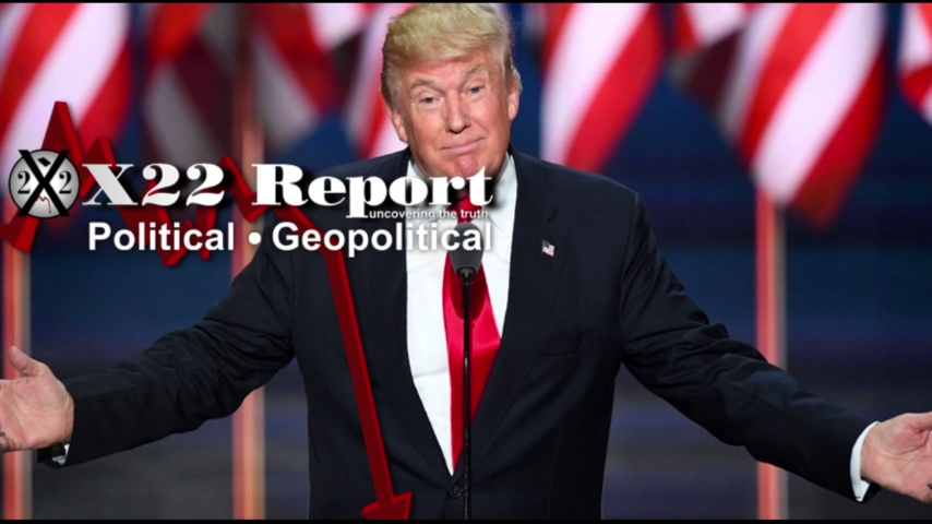 We Got Them In The 2016 Election By Surprise, They Said It Would Never Happen Again – Episode 2535b 23-7-2021