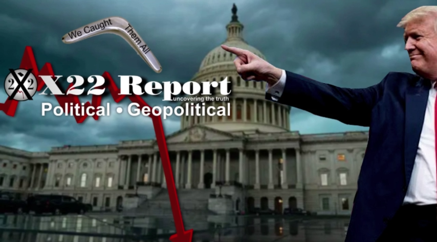 Year Of The Boomerang, Biggest Scandal In American History, Treason – Episode 2532b 20-7-2021