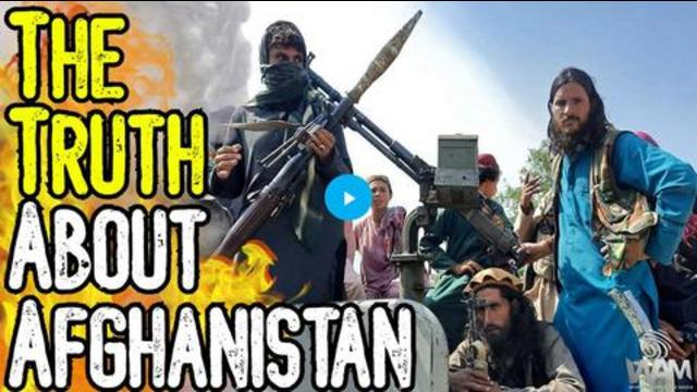Taliban TAKEOVER In Afghanistan! – What You're NOT Being Told! 16-8-2021