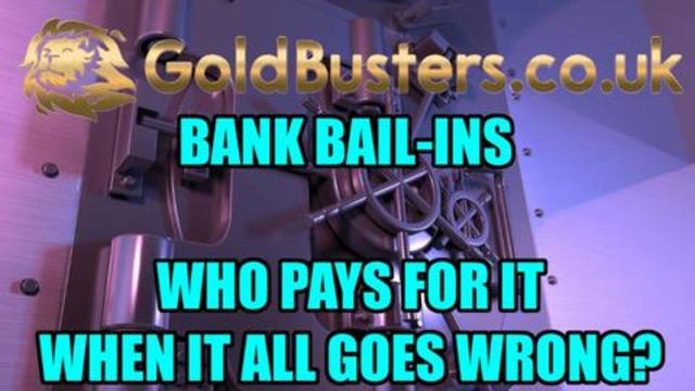 Bank bail-ins – Who pays for it when it all goes wrong? With Adam, James & Charlie ward 1-8-2021