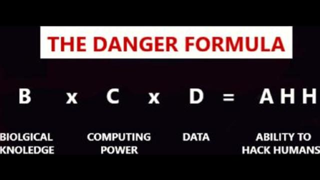 Biology X Computing Power X Data = The Ability To Hack The Human Mind. Did You Get Jabbed? 17-8-2021