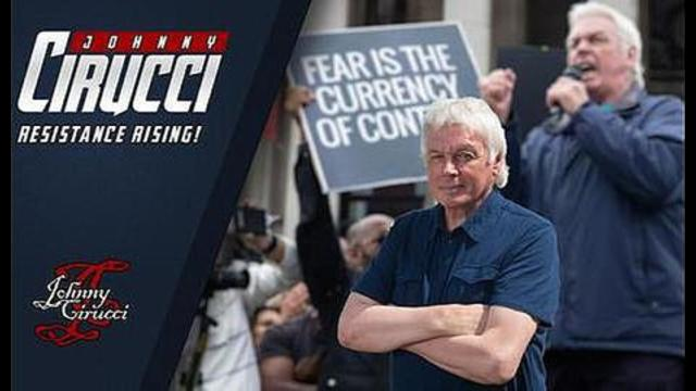 COMPROMISE IS CONSENT – DAVID ICKE SPEAKS TO JOHNNY CIRUCCI 2-8-2021