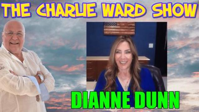 DIANNE DUNN TALKS TRUMP. GENERAL FLYN , JFK, THE CHILDREN, BEMER THEREPY WITH CHARLIE WARD 18-7-2021