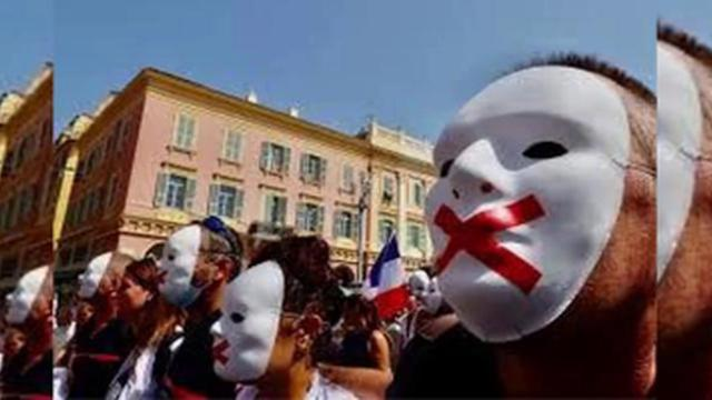 DIRE WARNING FROM FRANCE !! TYRANNY: FOOD SHORTAGES; TRUCKER STRIKES; HOSPITALS & AIRPORTS SHUT DOWN 17-8-2021