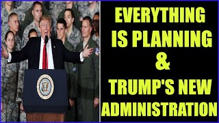 EVERYTHING IS PLANNING, THERE WILL BE TRUMP'S NEW ADMINISTRATION 20-8-2021