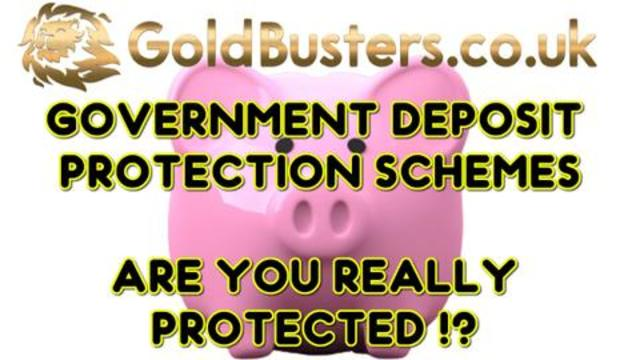 Government deposit protection schemes – Are you really protected? With Adam,James & Charlie ward 31-7-2021