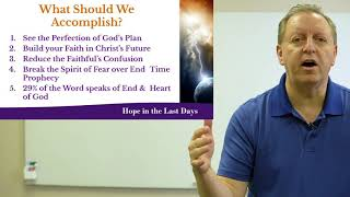 Hope in the Last Days 1 – Fear of the Future Part One – End Times 17-12-2019