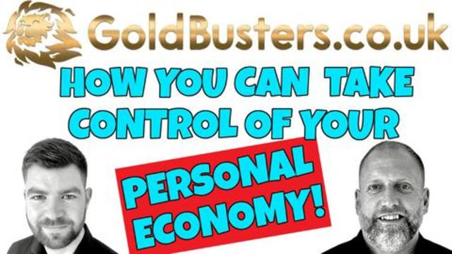 How you can take control of your personal economy! With James 31-7-2021
