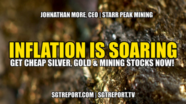 INFLATION IS SOARING! Get CHEAP Silver NOW 11-8-2021