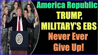 INTERNET OFF, SOCIAL MEDIA DOWNFALL – TRUMP REPLACED THEM WITH THE MILITARY'S EBS 19-8-2021