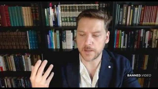 Jay Dyer Reveals the Globalists' Master Plan 22-8-2021