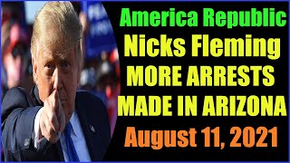 Late Night America Republic Report as of August 11, 2021
