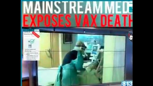 Mainstream Media is being forced to report on vaccine deaths little by little 16-8-2021