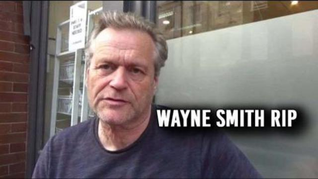 Man Investigating Midazolam Murders Is Dead – Wayne Smith RIP 3-8-2021