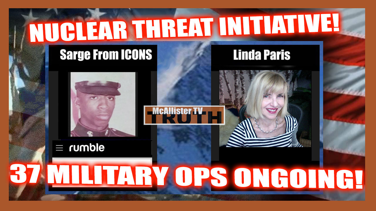NUCLEAR THREAT INITIATIVE! SECRET INVASION ATTEMPT! 37 MILITARY OPS ONGOING! 27-8-2021
