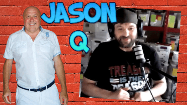 PART1 – NOTHING CAN STOP WHATS COMING WITH JASON Q & CHARLIE WARD 14-8-2021