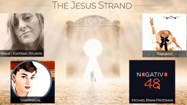 Patriot Streetfighter, Neg48 & The Apostles For The Big Reveal, The Jesus Strand 28-8-2021