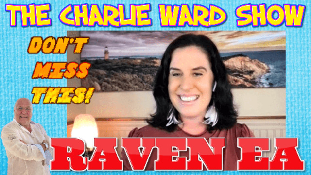 SUPERFOODS WITH RAVEN EA & CHARLIE WARD 25-8-2021