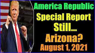 Special America Republic Report as of August 1, 2021