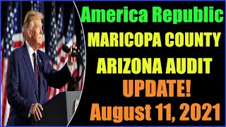 Special America Republic Report as of August 11, 2021