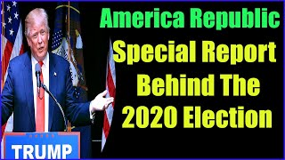 Special America Republic Report as of August 2, 2021
