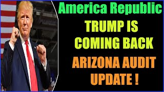 Special America Republic Report as of August 5, 2021