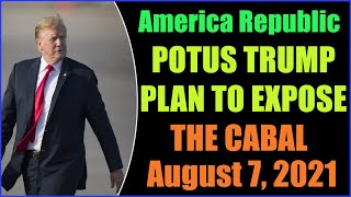 Special America Republic Report as of August 7, 2021